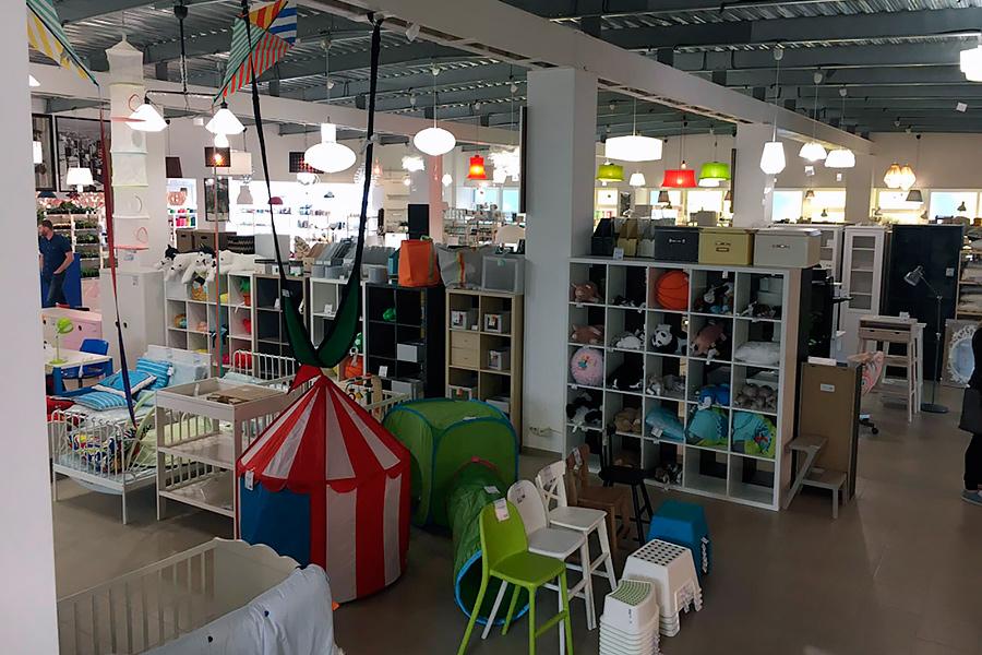 магазин Ikea на бажана киев карта и каталог товаров и услуг