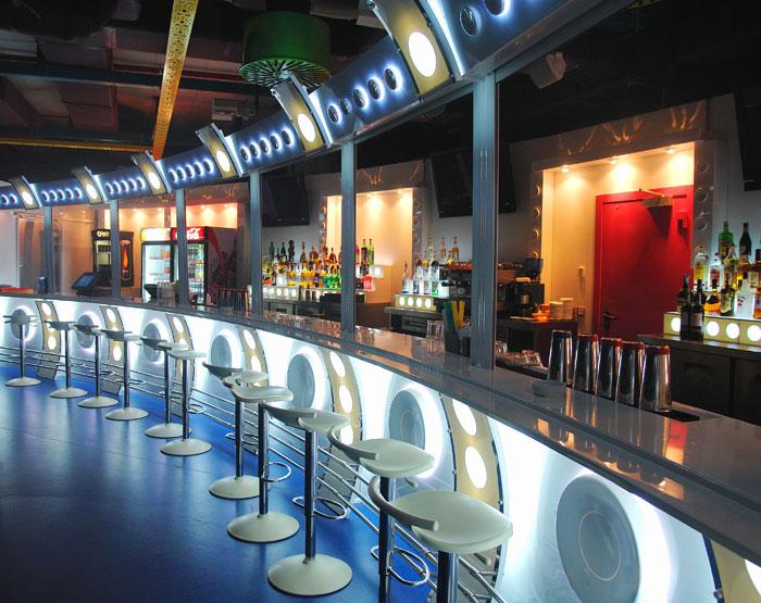 Ночной клуб Sky Hall
