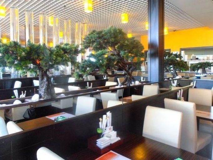 Ресторан «Сушия» на ул. А. Малышка