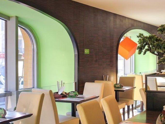 Ресторан «Сушия» в ТЦ «Arena City»