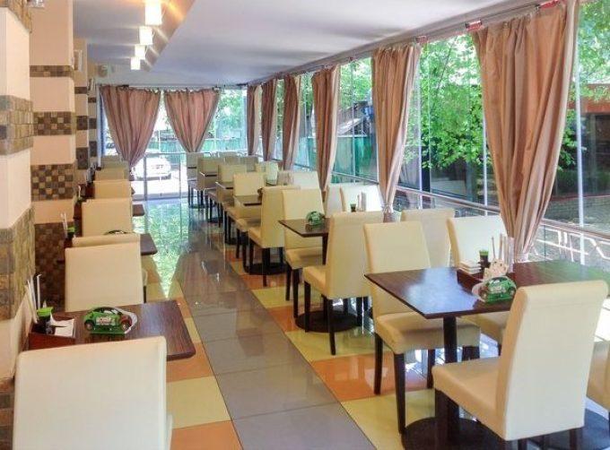 Ресторан «Сушия» на ул. Архитектора Городецкого