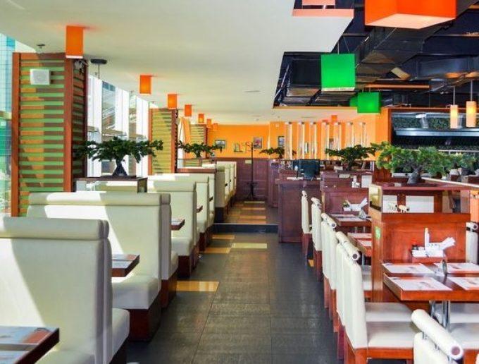 Ресторан «Сушия» на просп. С. Бандери, ТРЦ