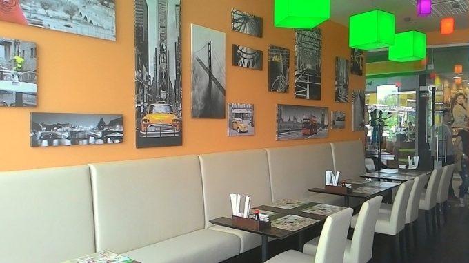 Ресторан «Сушия» на Борщаговке
