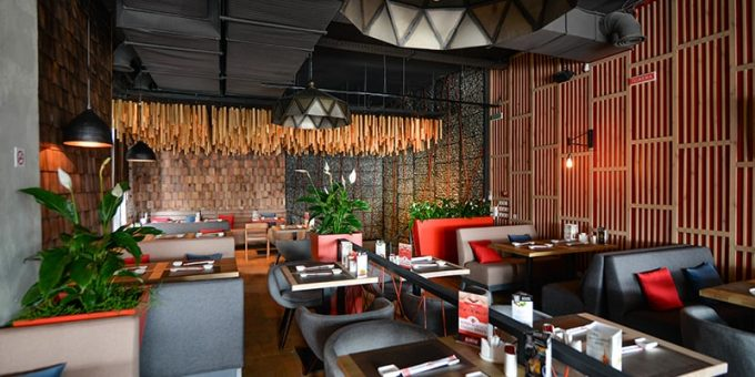 Ресторан«Мураками» на Борщаговке