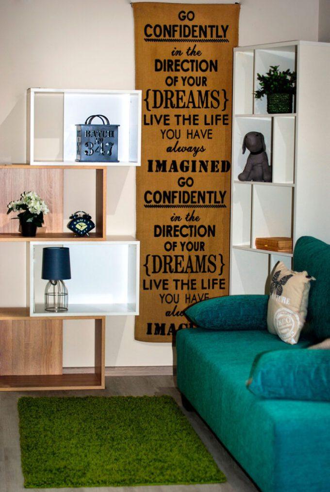 Магазин HOMSTER в ТРЦ Art Mall - мягкая мебель