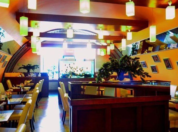 Ресторан «Сушия» на бульваре Леси Украинки