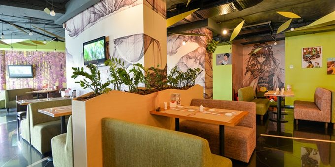 Ресторан«Мураками»на Лобановского