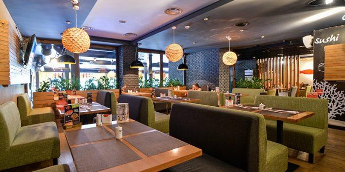 Ресторано «Мураками»на Оболони