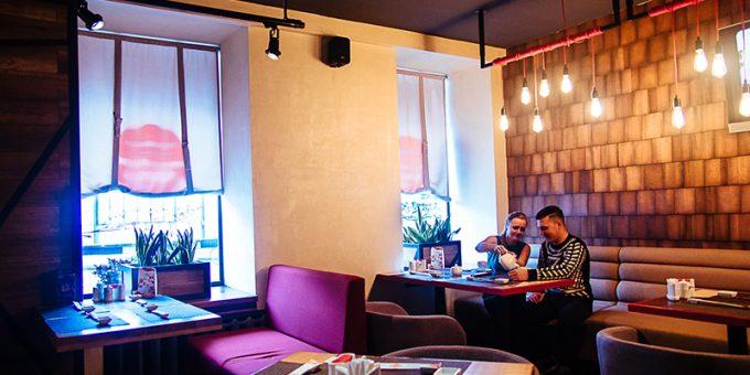 Ресторан «Мураками» на Подоле