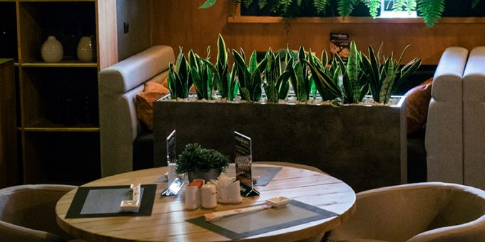 Ресторан«Мураками» на Позняках