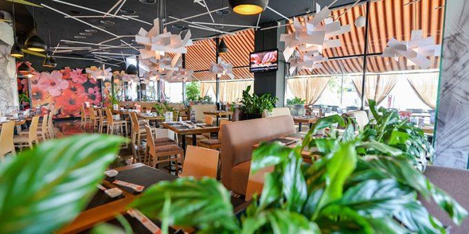 Ресторан«Мураками» на Большой Васильковской