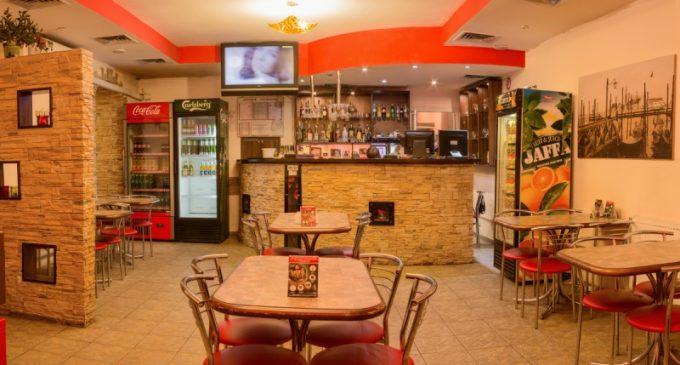Алиби (пицца Рондо) на Заболотного - интерьер