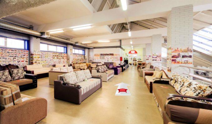 Магазин мебели Диван-Люкс