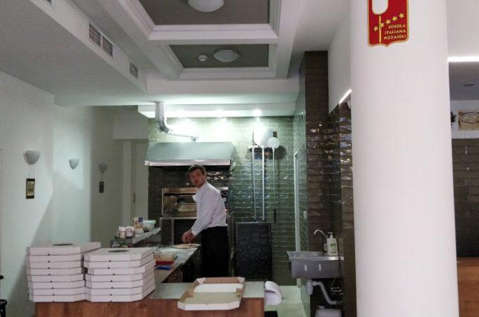 Il Grano Pizzeria - кухня