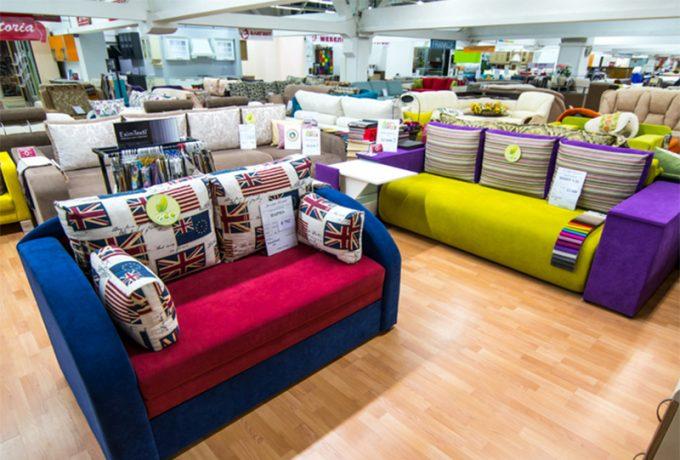 Салон In Style Furniture - мягкая мебель