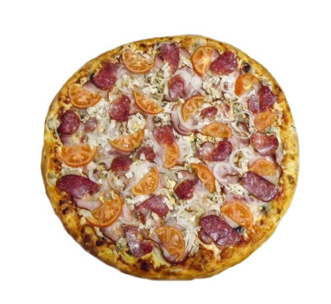 Джага-Джага - пицца