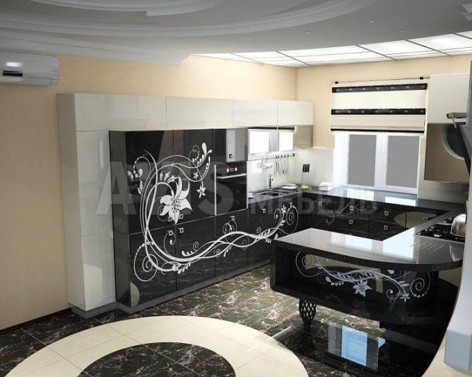 Кухня - избранные работы