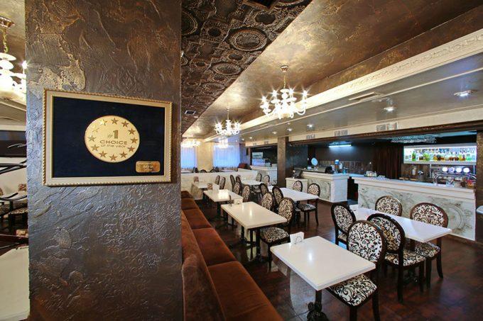Ресторан MAFIA на Харьковском шоссе - интерьер