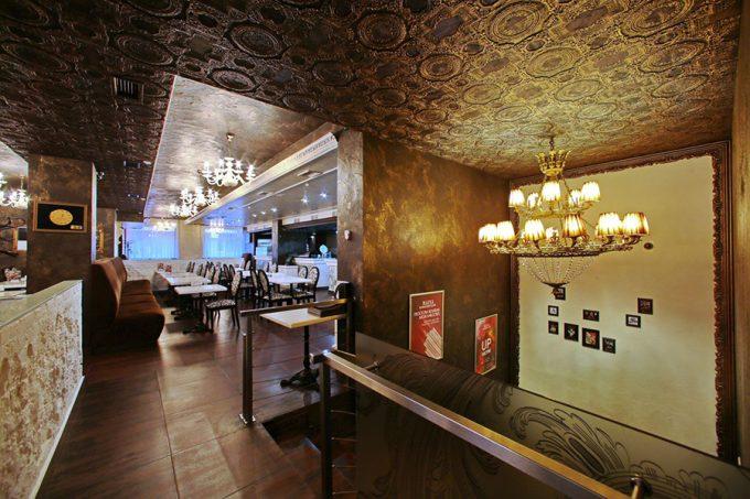 Ресторан MAFIA на Харьковском шоссе