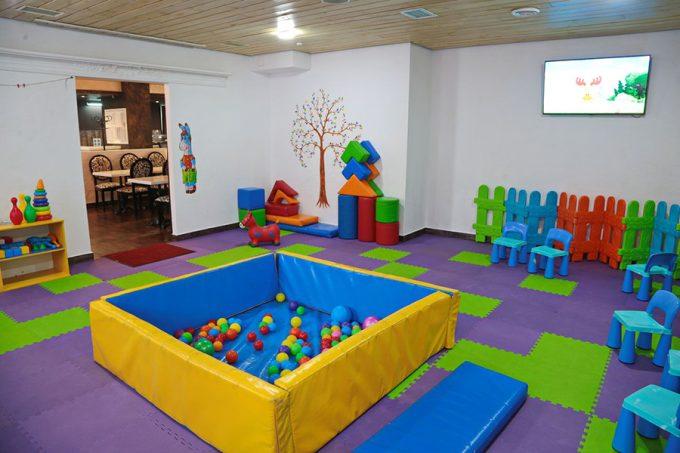 MAFIA на Харьковском шоссе - детская комната