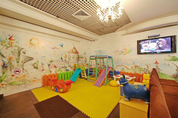 MAFIA в ТРЦ Караван - детская комната