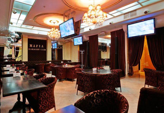 Ресторан Mafia на Крещатике - караоке-клуб