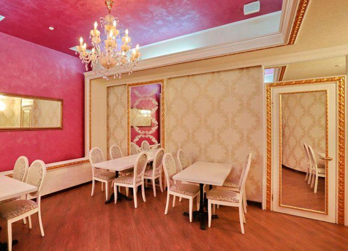 Ресторан Mafia на Крещатике - изысканный интерьер