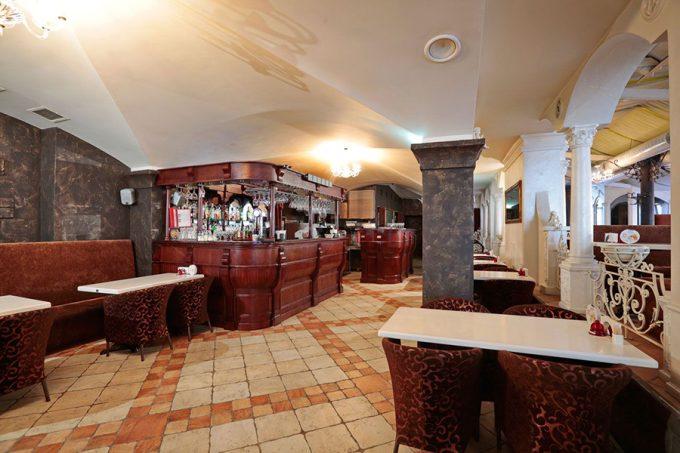 Ресторан MAFIA на Печерске - интерьер