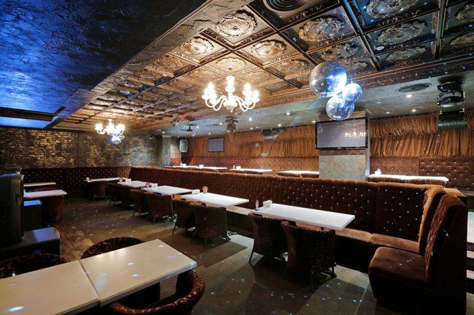 Ресторан MAFIA на ул. Срибнокильской - караоке