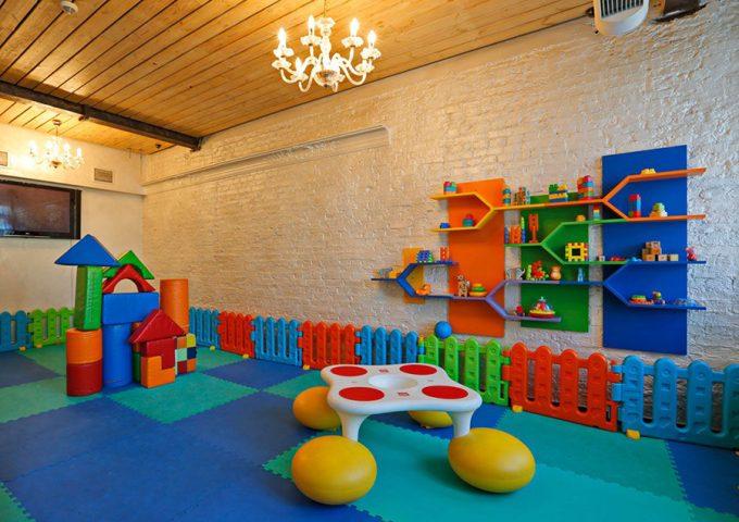MAFIA на Подоле - детская комната