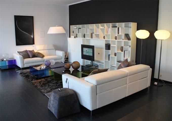 Мебельный салон NATUZZI - мягкая мебель