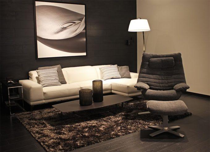 Мебельный салон NATUZZI - изысканная мебель для дома