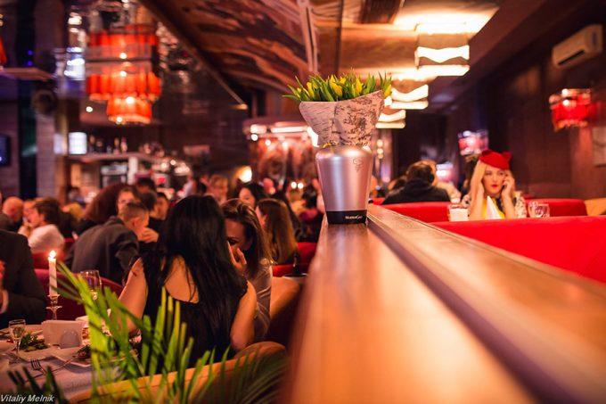 Ресторан «Панорама» - атмосфера
