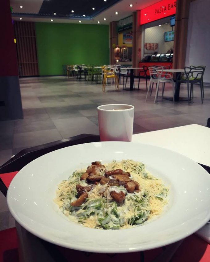 Pasta Bar в ТРЦ РайON
