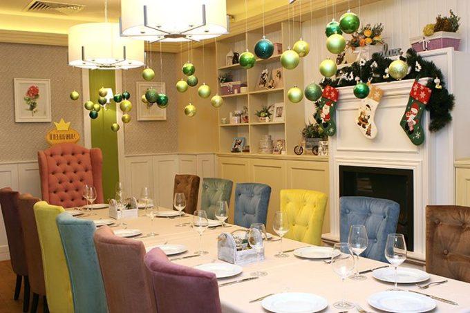 Pesto Café в ТРЦ Блокбастер - зал для мероприятий