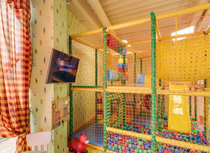 Pesto Café в ТЦ Орнамент - детская комната