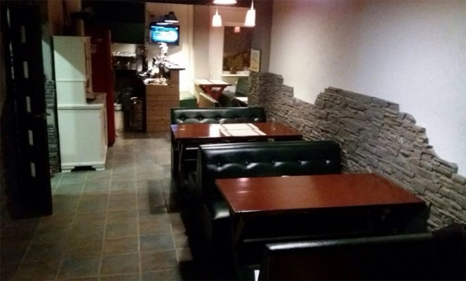 Pizza & Beer - интерьер пиццерии