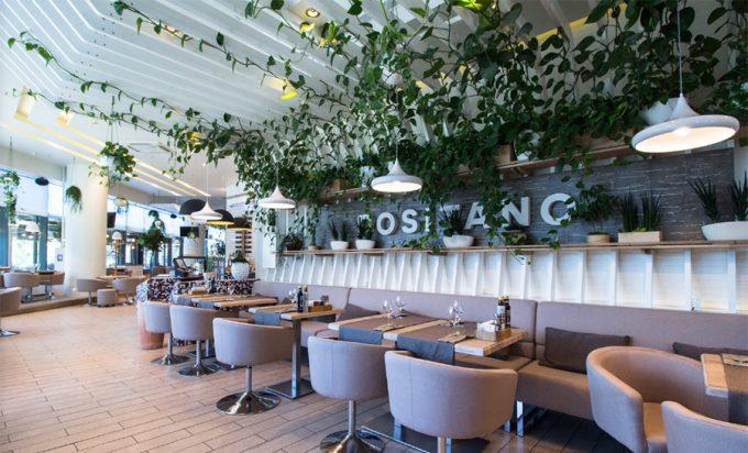 Ресторан-пиццерия Positano в ТОЦ Silver Breeze