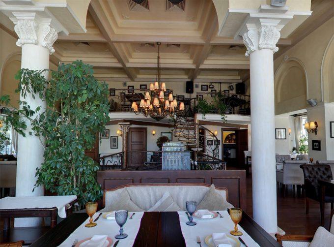 Ресторан Прага - Центральный зал