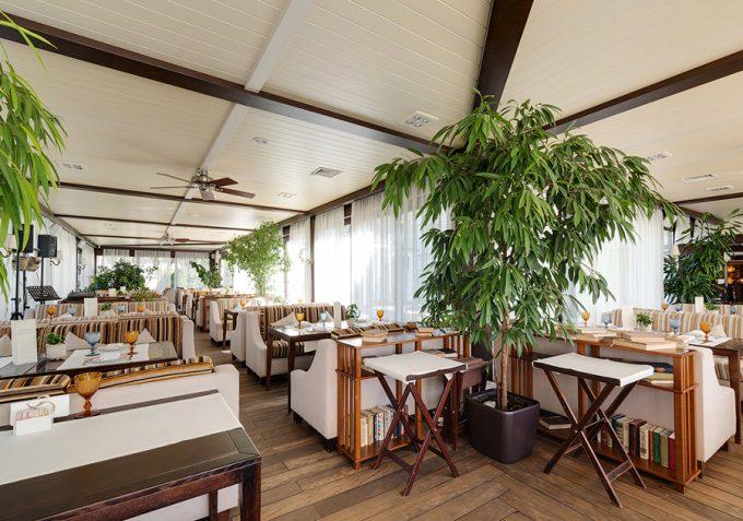 Ресторан Прага - Веранда