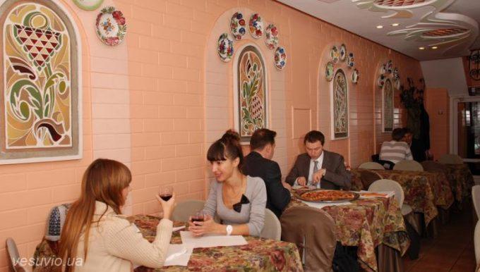 Киев пицца на Рейтерской