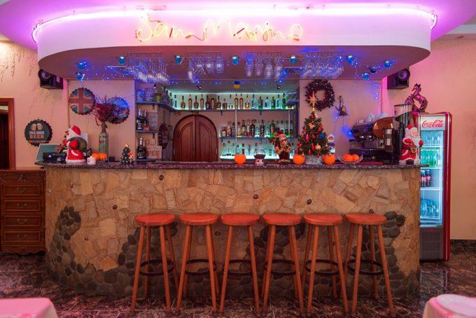 Пиццерия San-Marino - бар
