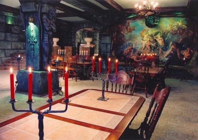 Обеденный зал