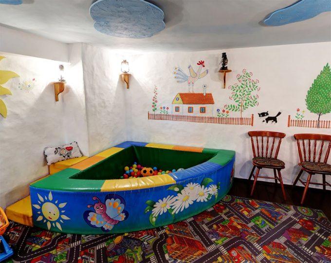 Корчма Тарас Бульба - детская комната