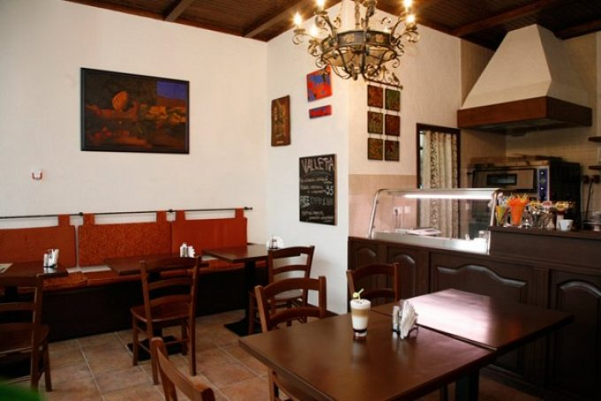 Valletta Pizza - интерьер